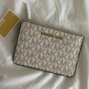 Authentic MK small Coin/ID pouch  💕